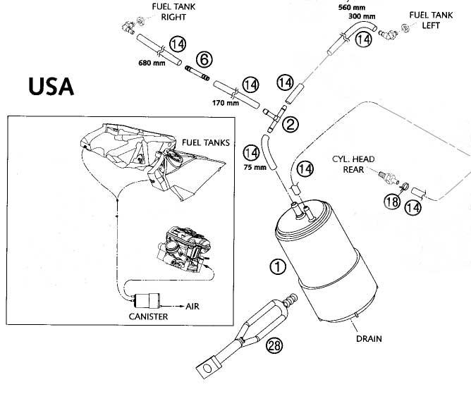ktm 990 fuel tanks wiring diagrams