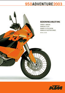 owner s manuals rh ktm950 info ktm 990 superduke service manual ktm 990 superduke service manual